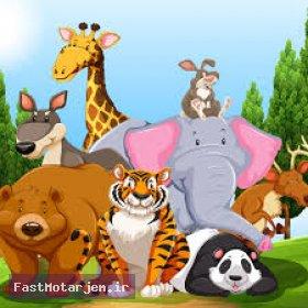 حیوانات در زبان انگلیسی(قسمت 1)